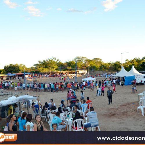 Festival de Futebol de Areia é oficialmente aberto em Massapê do Piauí e registra grande público; veja fotos