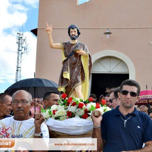 MASSAPÊ | Igreja divulga a programação dos festejos de São João Batista