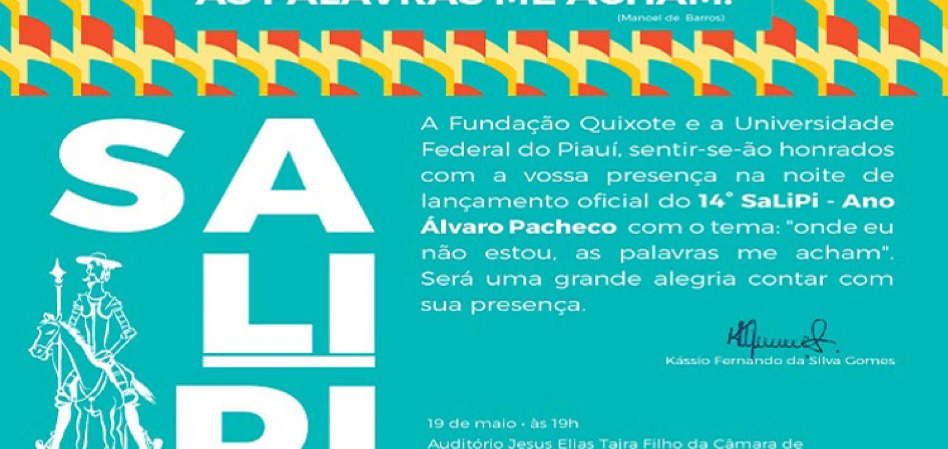 Salão do Livro do Piauí 2016 terá 50 palestras, 100 expositores e homenageia jaicoense