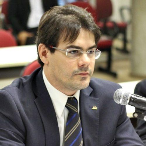 Deputado Severo Eulálio pede reforço policial para São Julião
