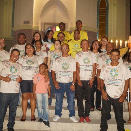 Grupo que ajuda na recuperação de viciados completa um ano de atuação em Simões