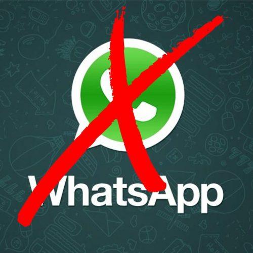 WhatsApp: usuários relatam bloqueio do aplicativo