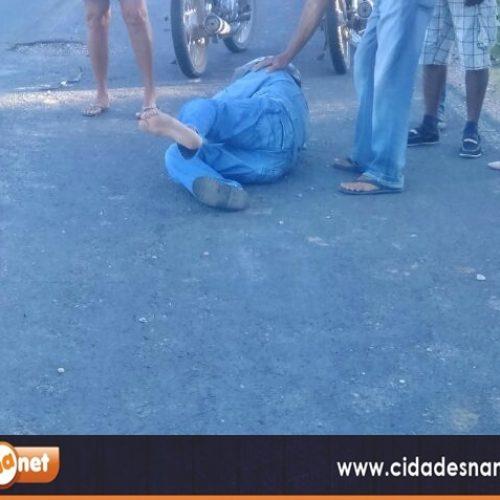 Acidente na PI que liga Jaicós a Massapê deixa uma pessoa ferida