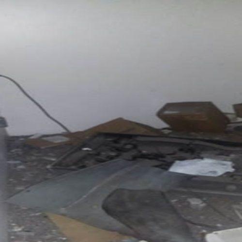 Bando fortemente armado explodem Banco do Brasil e fazem reféns durante assalto em Castelo do Piauí
