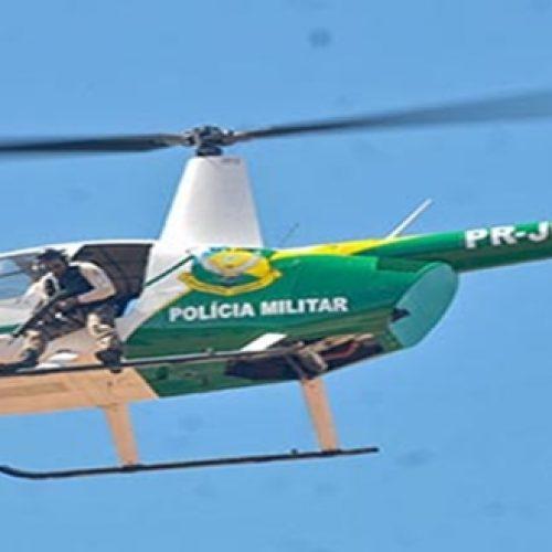 Segurança de Picos contará com policiamento aéreo