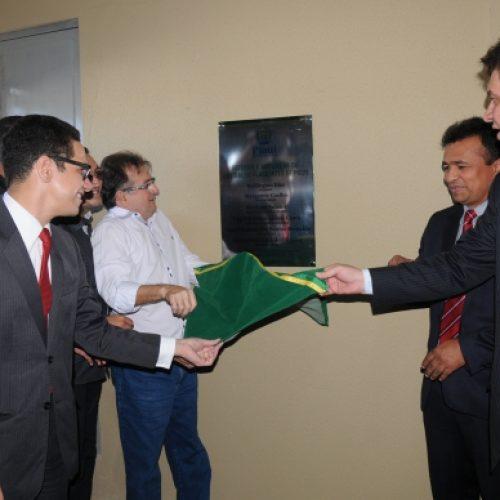 Nova Central de Flagrantes é inaugurada em Picos