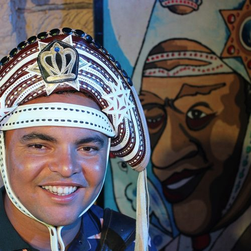BELÉM | Prefeita anuncia Chambinho do Acordeon como atração do 'Arraiá do Caboclo'