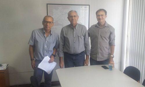 DER assina ordem de serviço para obras de recuperação de passagem molhada no interior de Massapê