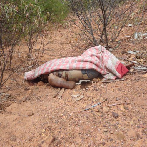Homem é encontrado morto e amarrado próximo a Marcolândia