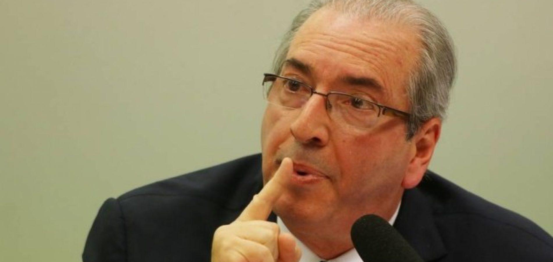 Deputados temem que Eduardo Cunha possa delatar cerca de 100 colegas