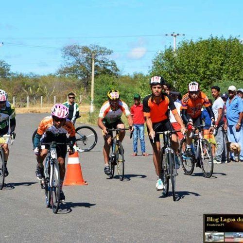 Fronteiras realiza 1º Desafio de Ciclistas; veja imagens