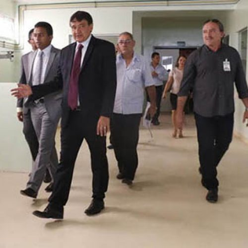 Governador garante que HGV terá mais de 40 UTIs com reforma