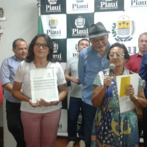 Meta é regularizar 2 milhões de hectares até 2018, diz governador em Oeiras