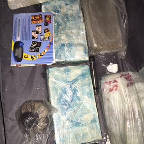 Aluno do Corpo de Bombeiros é preso com 6 kg de drogas e quase R$ 10 mil