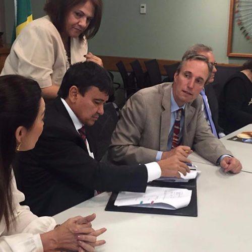 Governo do Piauí recebe R$ 700 milhões de empréstimo do Bird