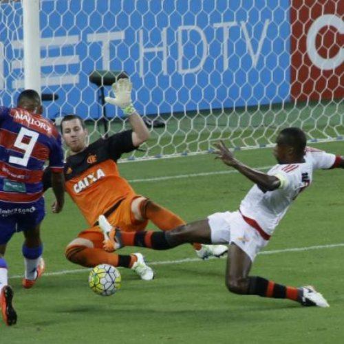 Flamengo tem atuação desastrosa e é derrotado pelo Fortaleza na Copa do Brasil