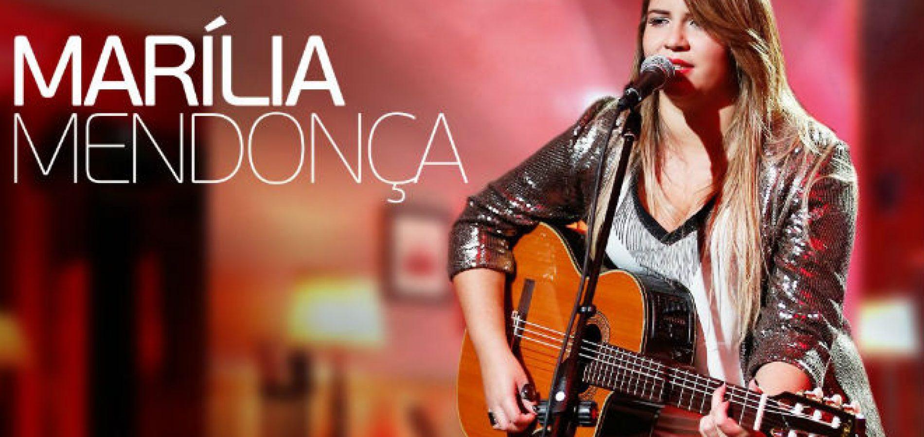 Marília Mendonça supera nomes como Adele e Taylor Swift