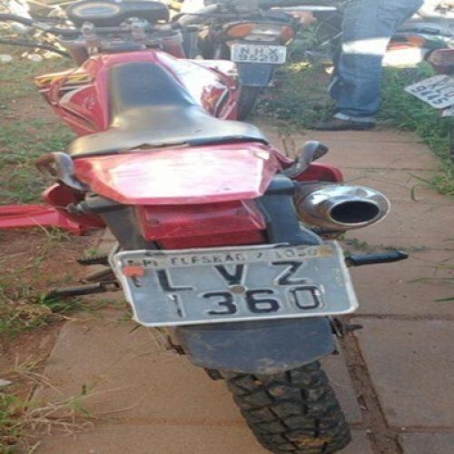 Polícia apreende adolescente com moto furtada em Picos