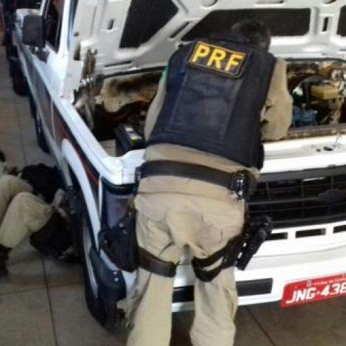Operação do Ministério Público e das Polícias Rodoviária Federal e Civil prende 11 pessoas no PI