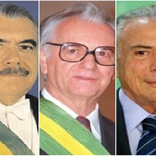 Sem ganhar eleição, PMDB emplaca seu terceiro presidente em 30 anos