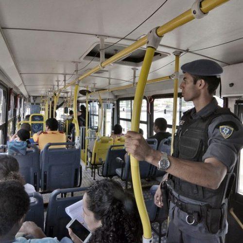 São Luís terá policiais em ônibus para evitar ataques, diz governo