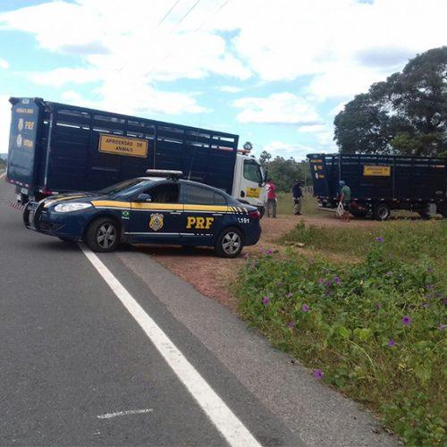 PRF inicia Operação Corpus Christi nas rodovias federais do Piauí