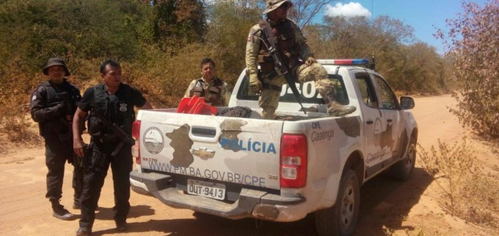 Líder de bando que explodiu banco de Curimatá é o quinto morto pela polícia