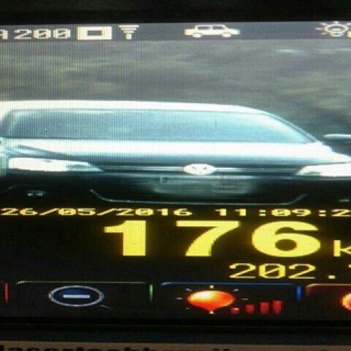Em operação Corpus Christi, PRF registra 3 mortes e carro a 176 Km/h nas estradas do Piauí