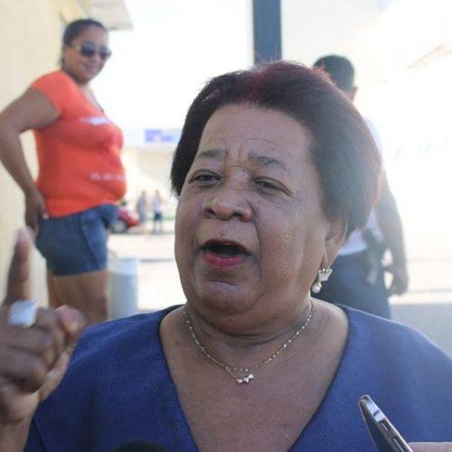 Delegada da mulher defende a castração de estupradores