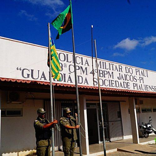 3ª Companhia da Polícia Militar completa seis anos de atividade em Jaicós