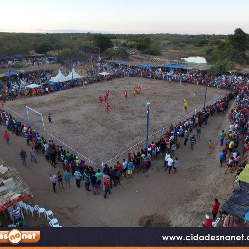 Multidão prestigia Festival de Futebol de Areia no interior de Massapê do Piauí