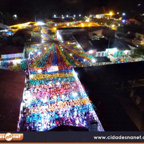 FOTOS   Arraiá do São João Batista, em Vila Nova do Piauí – shows