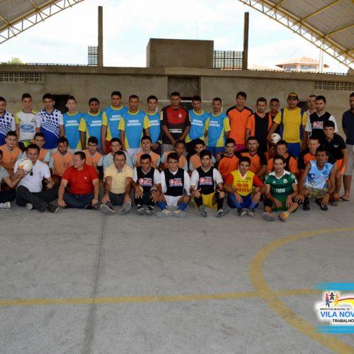 Município de Vila Nova realiza I Campeonato de Futsal no Povoado São João Batista
