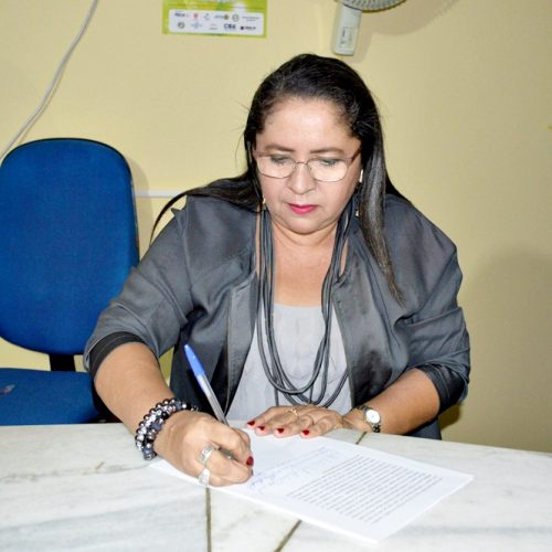 Ignez Silva é empossada vereadora pelo Partido Verde em Vila Nova do Piauí; veja fotos