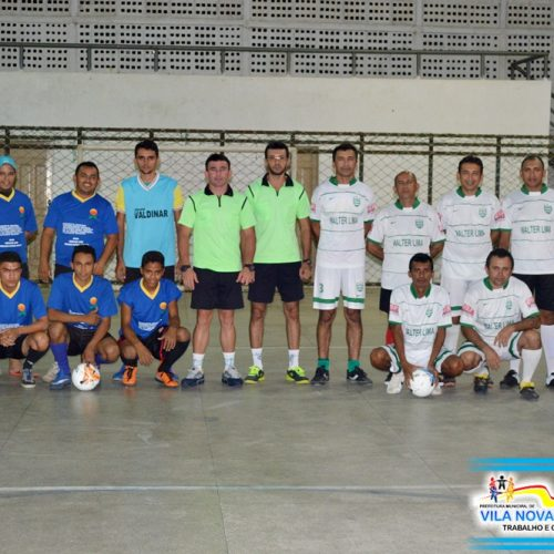 VILA NOVA | Campeonato Municipal de Futsal chega a 9ª rodada; Veja resultados