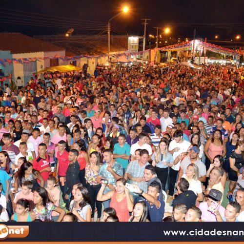 Vera Mendes mantém tradição e realiza grande festa cultural na cidade e no interior; veja fotos