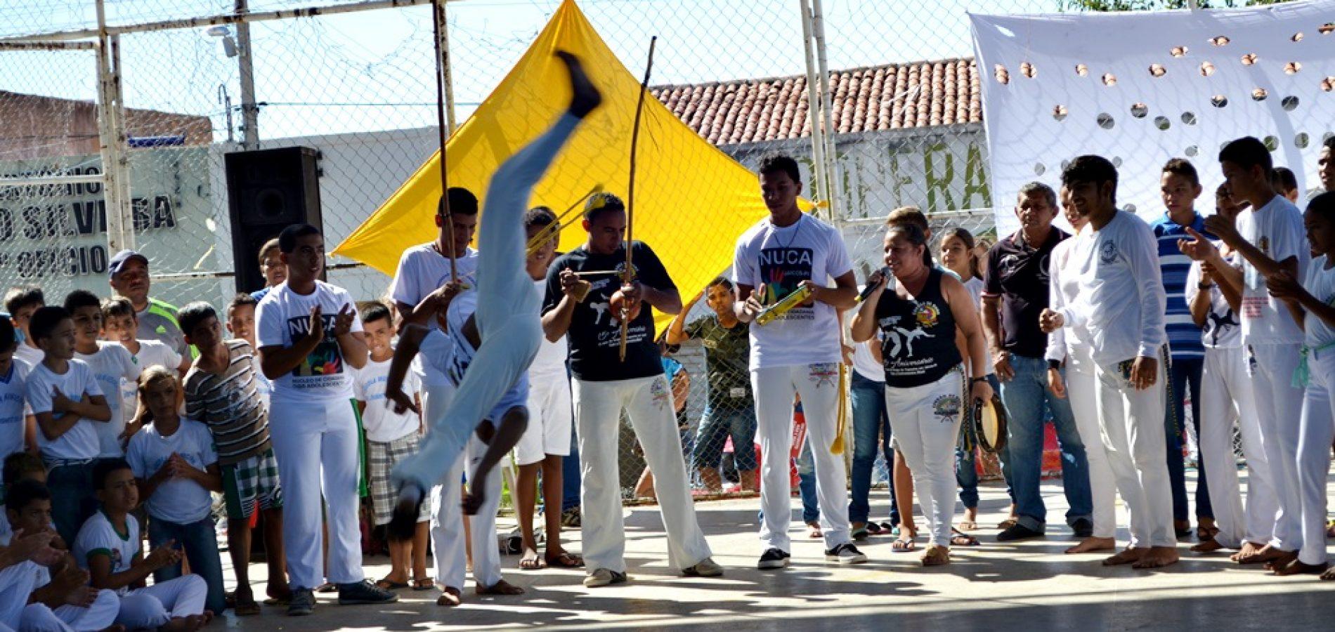 Jaicós realiza II Fórum Comunitário, mostra conquistas em grande feira e é elogiado; veja fotos