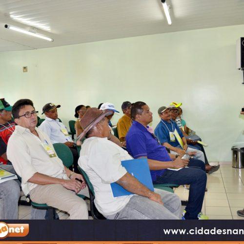 Produtores rurais de Jaicós participam de oficina 'Negociar no Campo'