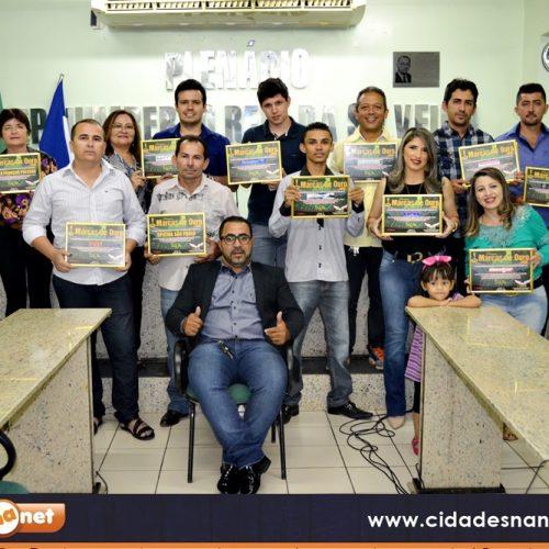 Criativa premia  empresas com o prêmio 'Marcas de Ouro 2016' em Jaicós