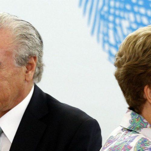 Michel Temer quer votação antecipada; Dilma apresentará carta à nação