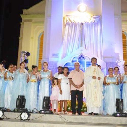 Paróquia de Simões realiza a Festa da Coroação de Nossa Senhora