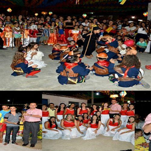 VILA NOVA | Apresentações culturais abrem o 1º dia dos 15 anos do arraia São João Batista; Veja fotos