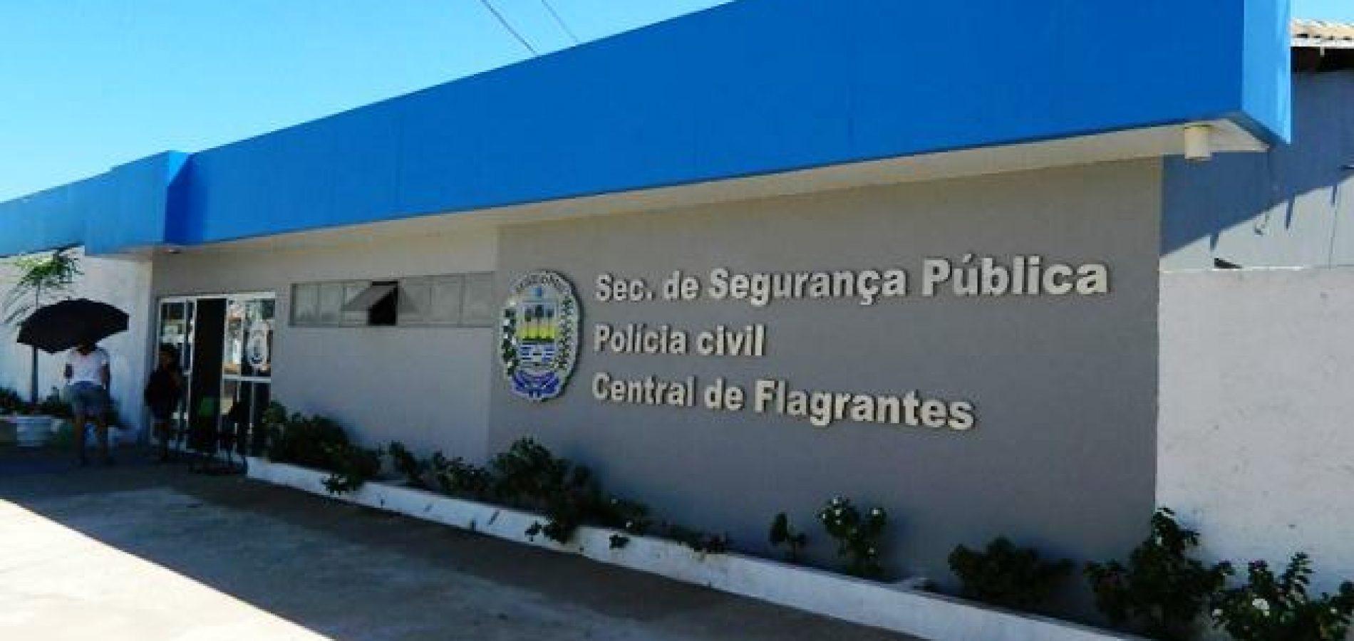 Menor com 20 passagens policiais na Capital é apreendido em Picos