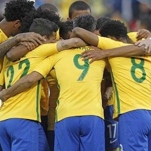 Brasil estreia contra o Equador na Copa América Centenário