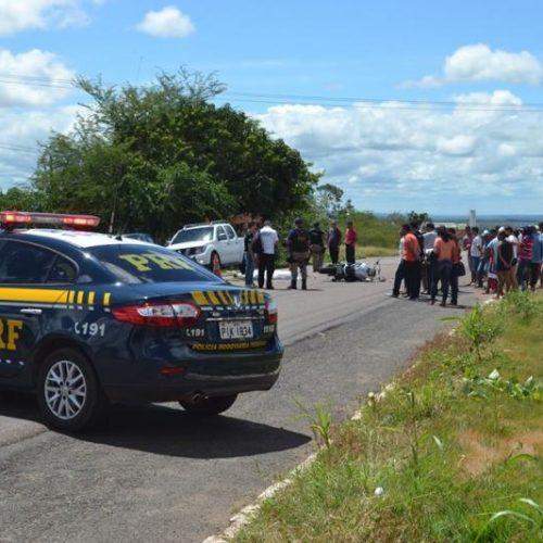PRF já registrou 22 mortes nas rodovias da região de Picos
