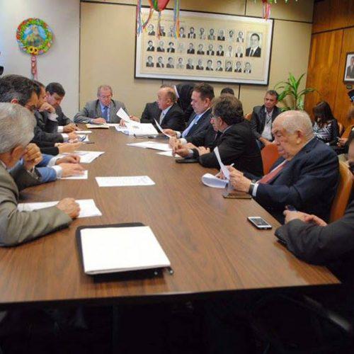 Porto e BRs são definidos como prioridades para bancada do Piauí