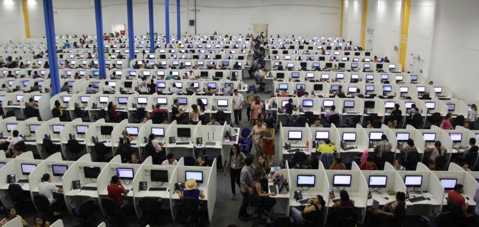 Empresa oferece 400 vagas para operador de telemarketing no Piauí