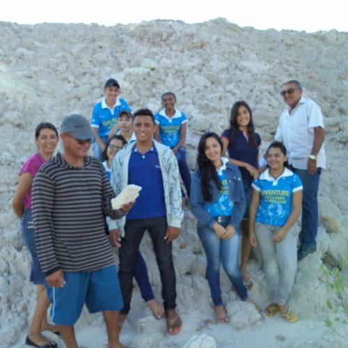 Jovens do SCFV de Campo Grande gravam documentário sobre a preservação ambiental