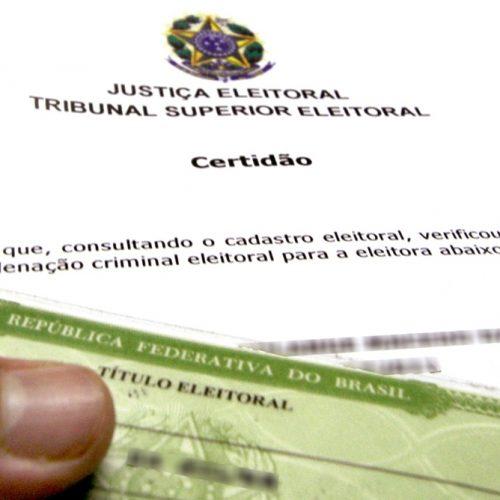 Justiça Eleitoral divulga relação de devedores de multa