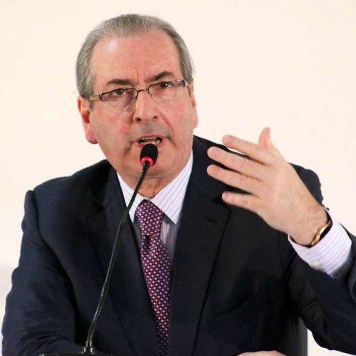 Para barrar votação de cassação do seu mandato, Cunha recorre ao STF
